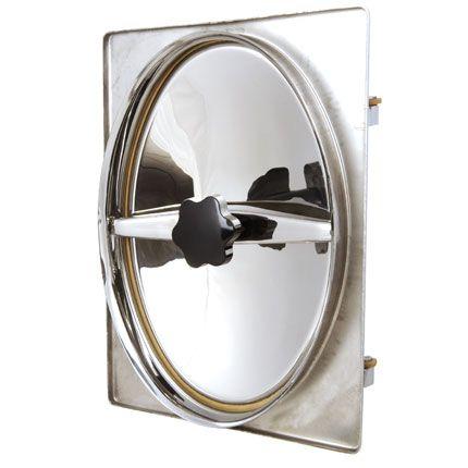 Búvónyílás cementkádra ovális 440x310 mm kifelenyíló (A14)