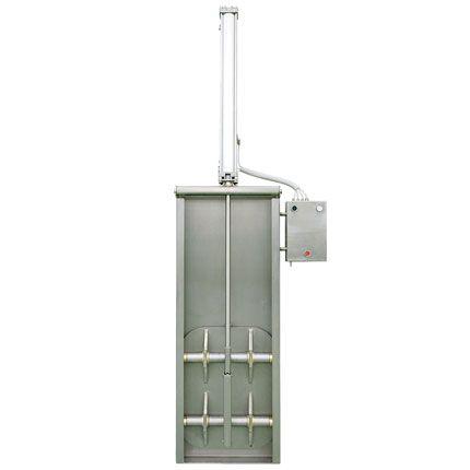 Búvónyílás guillotine nyitású 530x410 mm (G1-530x410)