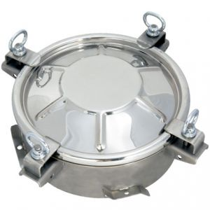 Búvónyílás cementkádra kerek 150 - 600 mm kifelenyíló (D12 C)