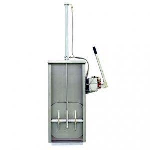Búvónyílás guillotine nyitású 400x400 mm (G3)