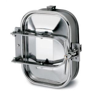 Búvónyílás alsó négyszögletes 310x420 mm kifelenyíló (6010CM)