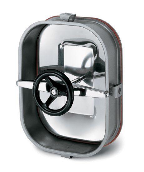 Búvónyílás alsó négyszögletes 310x420 mm befelenyíló (6011CM)