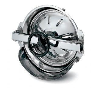 Búvónyílás kerek Ø 420 mm kifelé nyíló (6016)