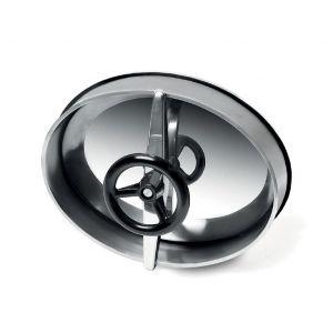 Befelé nyíló ovális búvónyílás 315 x 412 mm (6006 D)