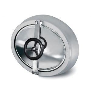 Befelé nyíló ovális búvónyílás 340 x 440 mm (6009 ECO)
