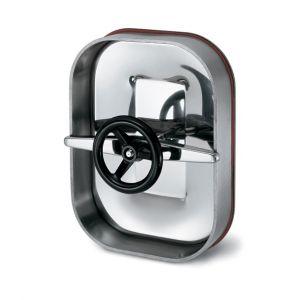 Befelé nyíló négyszögletes búvónyílás 310 x 420 mm (6011)