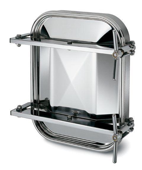 Kifelé nyíló négyszögletes búvónyílás 410 x 530 mm (6012)