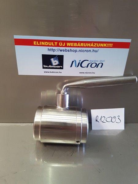 """Golyóscsap élelmiszeripari M/BGM AISI304 (DN32/1"""")"""