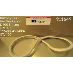 Búvónyílás tömítés kerek D400 Silicon (TV/400; T1/400; 4V/400) GT/400