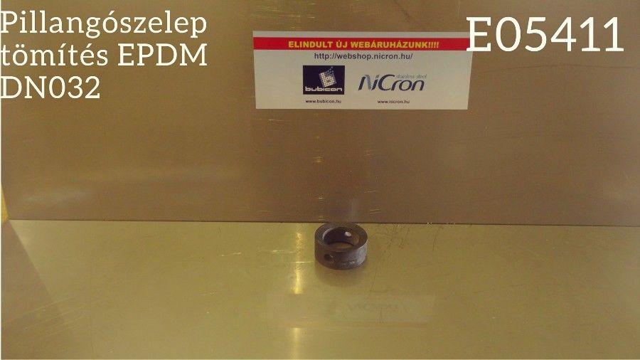 Pillangószelep tömítés EPDM DN032