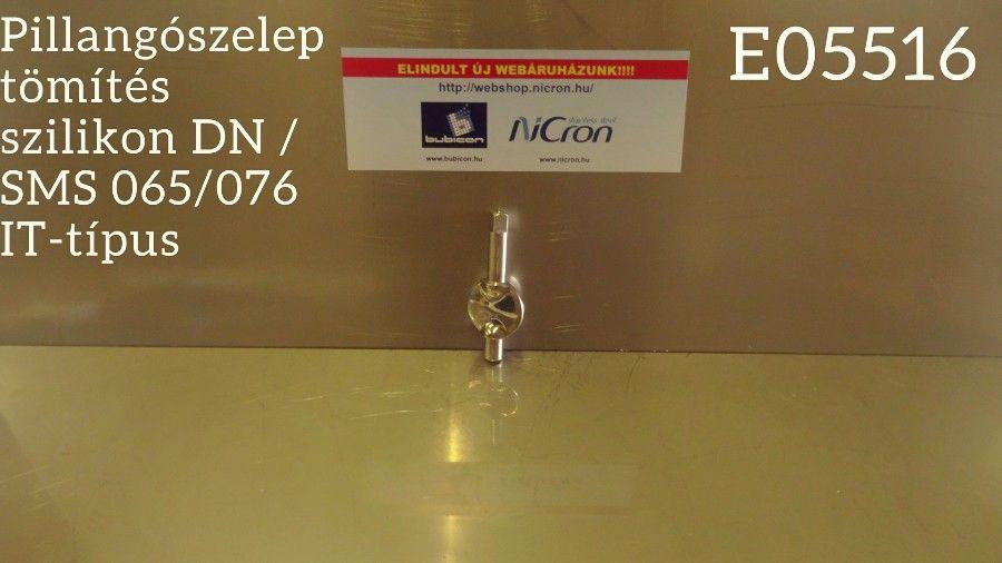 Pillangószelep-tányér AISI304 NA040