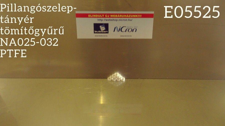Pillangószelep-tányér tömítőgyűrű NA025-032 PTFE
