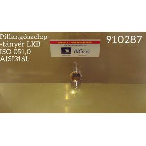 Pillangószelep-tányér LKB ISO 051,0 AISI316L