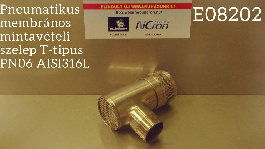 Súlyterhelésű biztonsági szelep AISI 304 (1.1/4'') -0,005/+0,035 bar