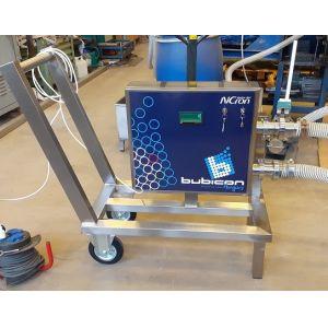 Mobil mennyiségmérő borfejtéshez