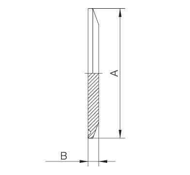 Clamp záróvég, ISO 2852, rozsdamentes, élelmiszeripari