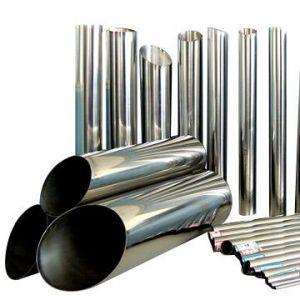 Acélcső, varratos vezeték TIG D101,6-406,4 DIN 17455, 17457, rozsdamentes