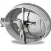 Búvónyílás alsó ovális 440x320 mm nagynyomású befele és kifele nyíló (200PES-WP)