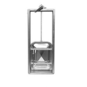 Búvónyílás guillotine nyitású 530x410 mm (G1E-530x410)