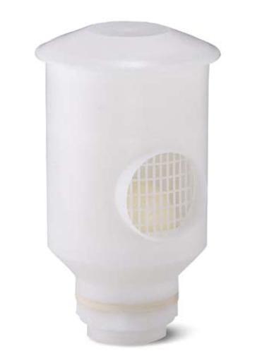 Légző polyethylén 2'' golyó-golyó zárású 800hl/h (A-30)