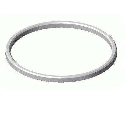 Búvónyílás alsó ovális 440x320 mm befelenyíló (170)