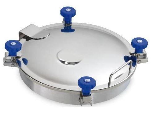 Búvónyílás felső kerek 404 mm kifelenyíló (4V/400)