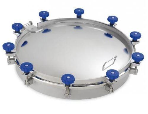 Búvónyílás felső kerek 805 mm kifelenyíló (10V/800)